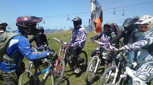VTT-Les Gets, Portes du Soleil-Vélo de descente aux Gets-5