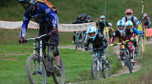 VTT-Les Gets, Portes du Soleil-Vélo de descente aux Gets-1