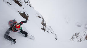 Ski Hors-piste-Saint-Lary-Soulan-Journée Ski Hors-Piste à Saint-Lary Soulan avec Polo De Le Rue-3