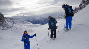 Backcountry Skiing-Val Thorens, Les Trois Vallées-Discovery of backcountry Skiing in Val Thorens, Les 3 Vallées-6