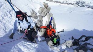 Ski de Randonnée-Font Romeu-Ski de Randonnée autour de Font-Romeu dans les Pyrénées-1