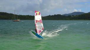 Windsurf-Les Trois-Îlets-Cours de Windsurf à la Pointe du Bout, Martinique-1