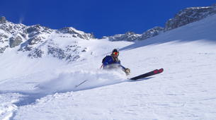 Backcountry Skiing-Val Thorens, Les Trois Vallées-Discovery of backcountry Skiing in Val Thorens, Les 3 Vallées-3