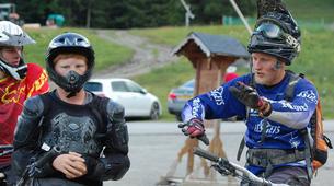 VTT-Les Gets, Portes du Soleil-Vélo de descente aux Gets-2