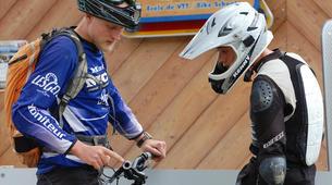 VTT-Les Gets, Portes du Soleil-Vélo de descente aux Gets-3