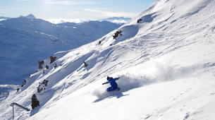 Backcountry Skiing-Val Thorens, Les Trois Vallées-Discovery of backcountry Skiing in Val Thorens, Les 3 Vallées-2