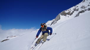 Backcountry Skiing-Val Thorens, Les Trois Vallées-Discovery of backcountry Skiing in Val Thorens, Les 3 Vallées-1