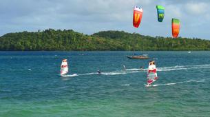 Windsurf-Les Trois-Îlets-Cours de Windsurf à la Pointe du Bout, Martinique-5