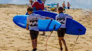 Surf-Hossegor-Cours de surf à Hossegor-5