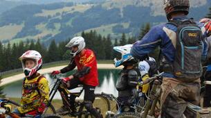 VTT-Les Gets, Portes du Soleil-Vélo de descente aux Gets-4