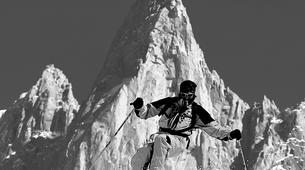 Backcountry Skiing-Chamonix Mont-Blanc-Backcountry skiing initiation at Vallée Blanche-2