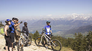 Mountain bike-Annecy-Downhill Mountain Biking in Semnoz, Annecy-5