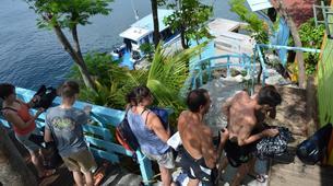 Plongée sous-marine-Réserve Cousteau-Stage de Plongée FFESSM dans la Réserve Cousteau en Guadeloupe-3