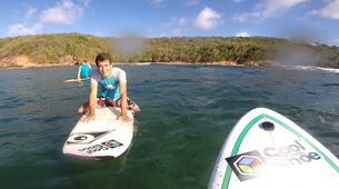 Surf-La Trinité-Cours particuliers de surf sur la Presqu'île de la Caravelle, Martinique-3