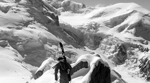 Backcountry Skiing-Chamonix Mont-Blanc-Backcountry skiing initiation at Vallée Blanche-1