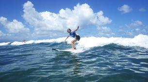 Surf-La Trinité-Cours particuliers de surf sur la Presqu'île de la Caravelle, Martinique-4