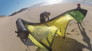 Kitesurf-Wissant-Cours et Stage de Kitesurf Initiation sur la Côte d'Opale-1