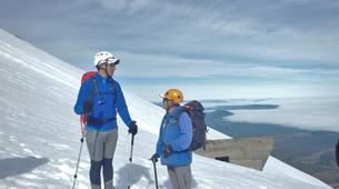 Mountaineering-Pucon-Mountaineering to the top of Villarrica Volcano in Pucon-3