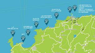 Plongée sous-marine-L'Île-Rousse-Baptême de plongée à Ile Rousse, Corse-5