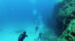 Plongée sous-marine-Paros-Scuba diving PADI courses in Paros-2