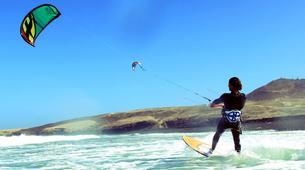 Kitesurfing-Las Palmas de Gran Canaria-Private kitesurfing lessons in Gran Canaria-1