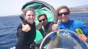 Kitesurfing-Las Palmas de Gran Canaria-Private kitesurfing lessons in Gran Canaria-4