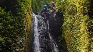 Canyoning-Fort-de-France-Canyons Extrêmes de l'Alma ou des Soeurs, Martinique-2