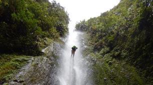 Canyoning-Fort-de-France-Canyons Extrêmes de l'Alma ou des Soeurs, Martinique-6