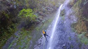 Canyoning-Fort-de-France-Canyons Extrêmes de l'Alma ou des Soeurs, Martinique-1