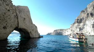 Snorkeling-Paros-Snorkeling boat excursion around Paros-6