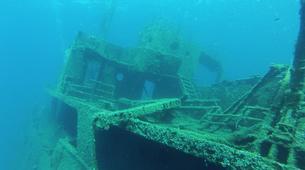 Plongée sous-marine-Paros-Scuba diving PADI courses in Paros-4
