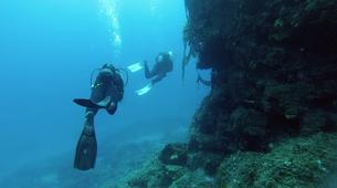 Plongée sous-marine-Paros-Scuba diving PADI courses in Paros-3