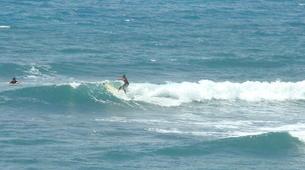 Surf-Saint-François-Cours de surf à Saint François, Guadeloupe-5