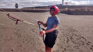 Kitesurfing-Las Palmas de Gran Canaria-Private kitesurfing lessons in Gran Canaria-3