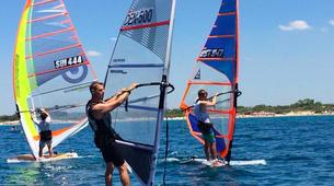 Windsurfen-Salento-Windsurfing Kurse in Salento, Apulien-5