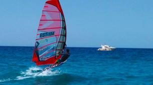Windsurfen-Salento-Windsurfing Kurse in Salento, Apulien-6