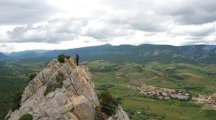 Via Ferrata-Pyrénées Orientales-Via Ferrata à Saint Paul de Fenouillet: La Panoramique-4