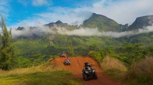 Quad biking-Moorea-Quad biking excursions in Mo'orea-5