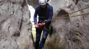 Canyoning-Bagnères-de-Luchon-Canyon Familial d'Arlos près de Bagnères-de-Luchon-3