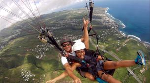 Parapente-Baie de Saint-Leu-Vol Parapente à l'île de la Réunion-1