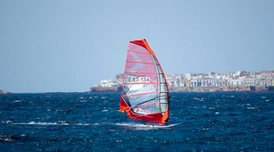 Windsurfen-Salento-Windsurfing Kurse in Salento, Apulien-2