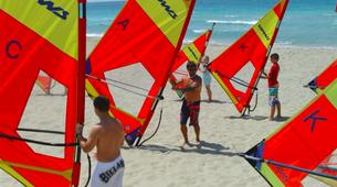 Windsurfen-Salento-Windsurfing Kurse in Salento, Apulien-1