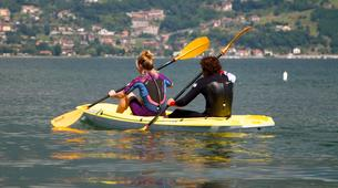 Canoë-kayak-Lac de Côme-Kayak rental in Colico, Lake Como-2