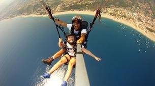 Parapente-Palermo-Tandem paragliding flight in Palermo, Sicily-5