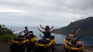 Quad biking-Moorea-Quad biking excursions in Mo'orea-4