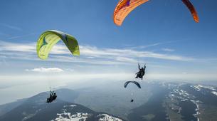 Parapente-Palermo-Tandem paragliding flight in Palermo, Sicily-4