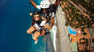 Parapente-Palermo-Tandem paragliding flight in Palermo, Sicily-2