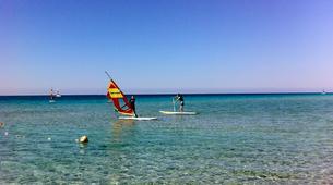 Windsurfen-Salento-Windsurfing Kurse in Salento, Apulien-3