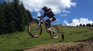 Mountain bike-Avoriaz, Portes du Soleil-Coaching privé VTT à Avoriaz-6
