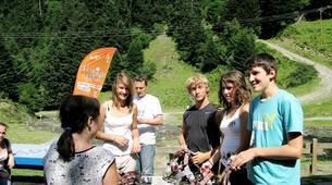 Via Ferrata-Bagnères-de-Bigorre-Via Ferrata du Tourmalet, Parc National des Pyrénées-2